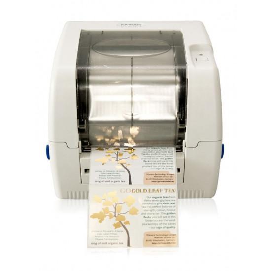 Система за фолиен печат на метализирани златни и сребристи етикети PRIMERA FX400e