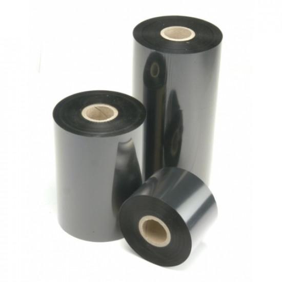 Термотрансферна лента за текстил 17/300 - черна